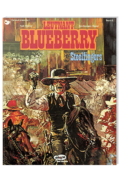 Blueberry 08 - Steelfingers