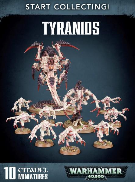 Start Collecting! - Tyranids