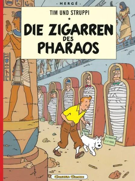 Tim und Struppi 3: Die Zigarren des Pharaos