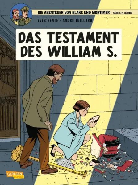 Blake und Mortimer 21: Das Testament des William S.