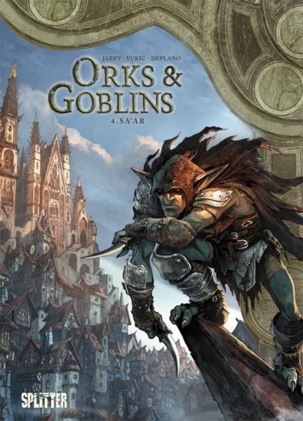 Orks und Goblins 4