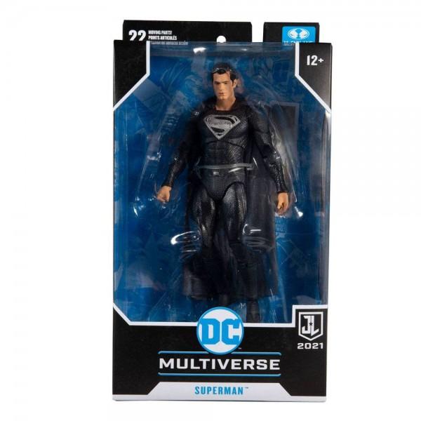DC Justice League Movie Actionfigur Superman 18 cm