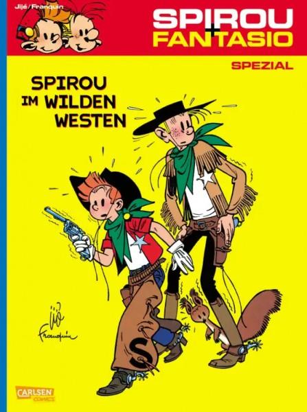 Spirou und Fantasio Spezial 5: Spirou im Wilden Westen