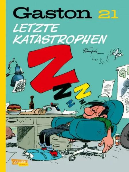 Gaston Neuedition 21: Letzte Katastrophen