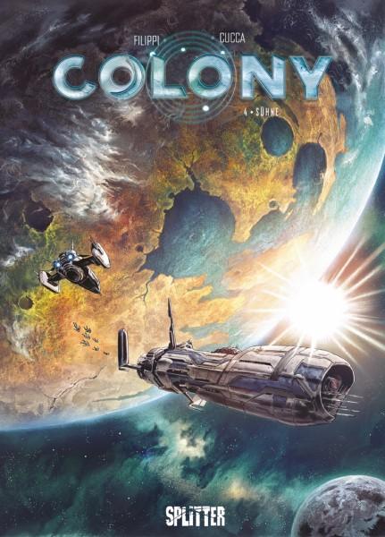 Colony 4