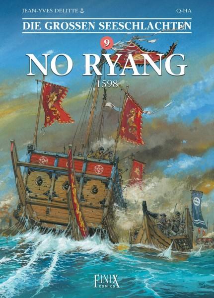 Die großen Seeschlachten 9 Noryang 1598