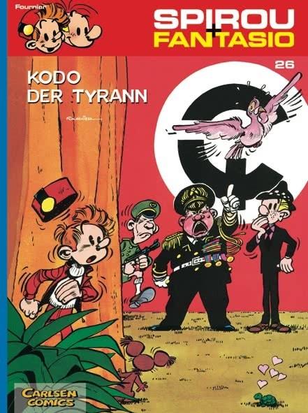 Spirou und Fantasio 26: Kodo der Tyrann