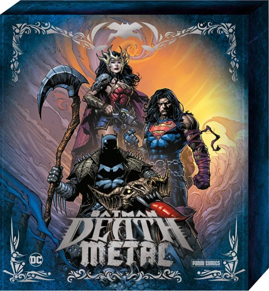 Batman - Death Metal 1 - Premium Box
