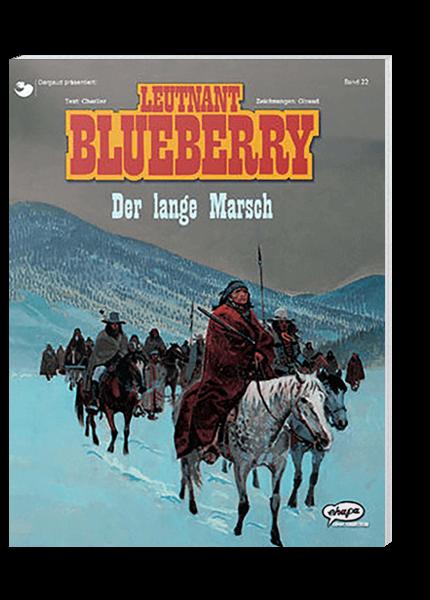 Blueberry 22 - Der lange Marsch