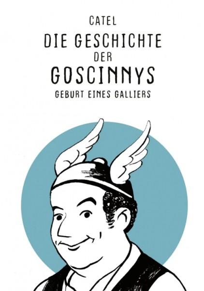 Die Geschichte der Goscinnys – Geburt eines Galliers
