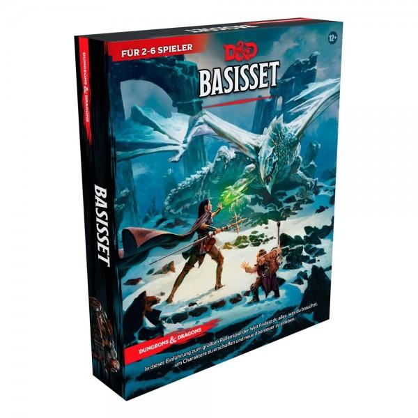 Dungeons & Dragons Basisset deutsch (2021)