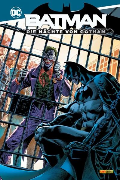 Batman - Die Nächte von Gotham Hardcover