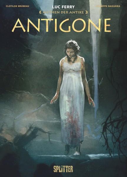 Mythen der Antike Antigone