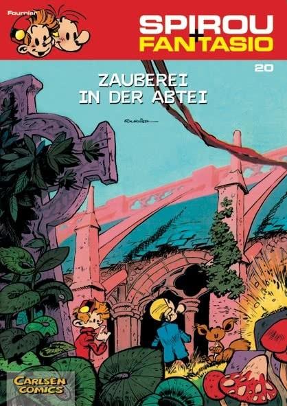 Spirou und Fantasio 20: Zauberei in der Abtei