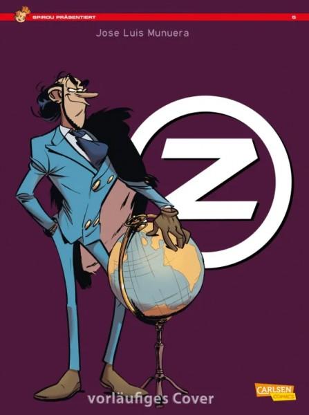 Spirou präsentiert 5: Zyklotrop, Band 4