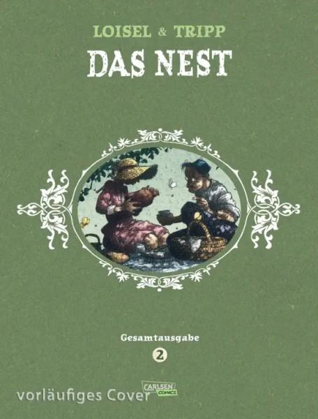 Das Nest Gesamtausgabe 2