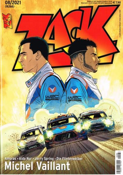 Zack Magazin 267 - September 2021