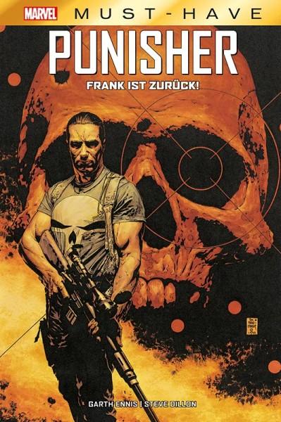 Marvel Must-Have - Punisher - Frank ist zurück!