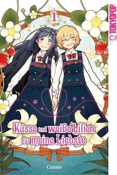Küsse und weiße Lilien für meine Liebste 01