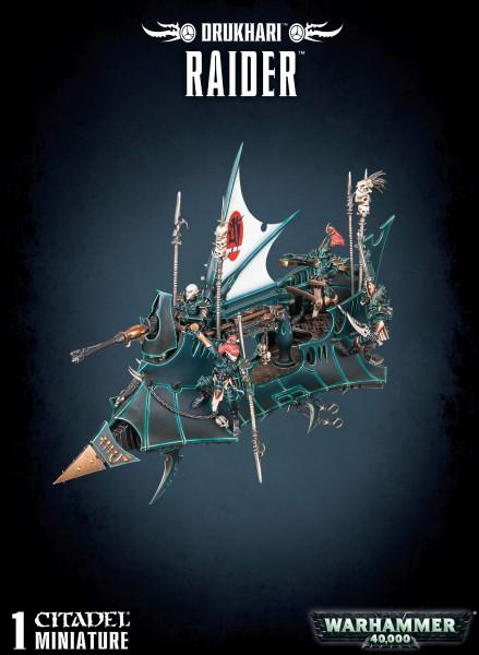 Drukhari - Raider