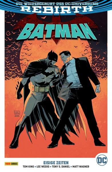 Batman Paperback 8 - Eisige Zeiten