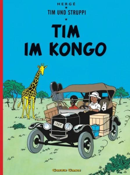 Tim und Struppi 1: Tim im Kongo