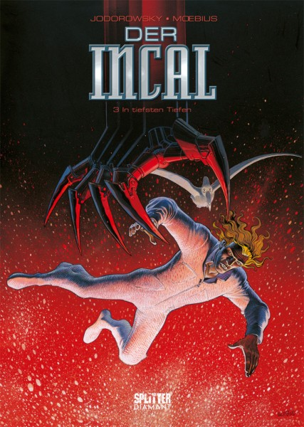 Der Incal 3 Diamant VZA