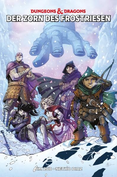 Dungeons & Dragons - Der Zorn des Frostriesen