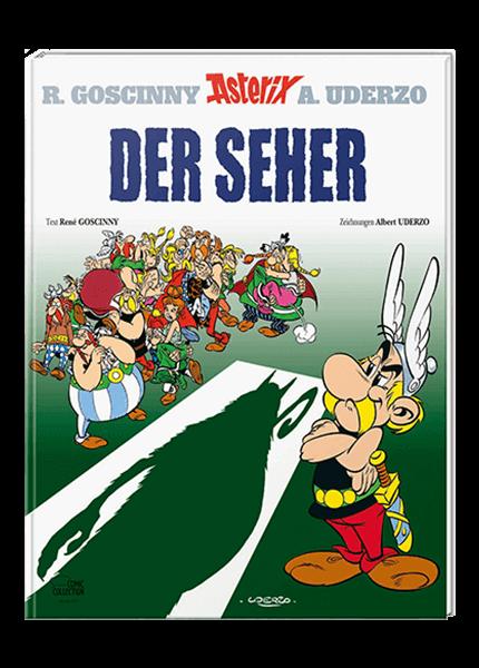 Asterix Nr. 19: Der Seher - gebundene Ausgabe