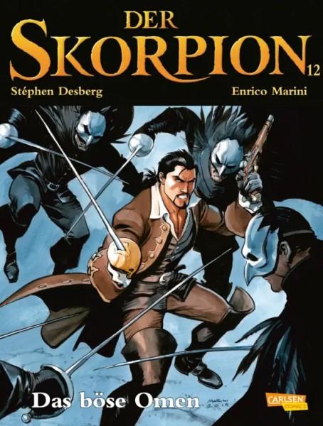 Der Skorpion 12: Das böse Omen
