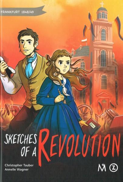 Frankfurt 1848 - Skizzen einer Revolution (englische Ausgabe)