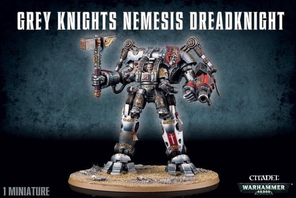 Grey Knights - Nemesis-Ritter
