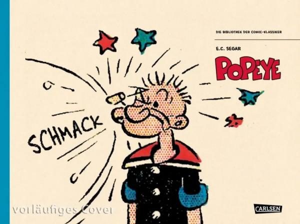 Die Bibliothek der Comic-Klassiker: Popeye
