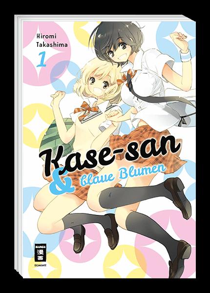 Kase-san 01
