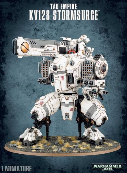 Tau Empire - KV128 Stormsurge