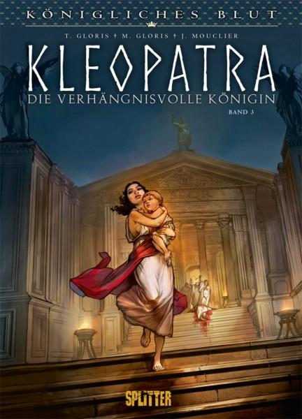 Koenigliches Blut 11 - Kleopatra 3