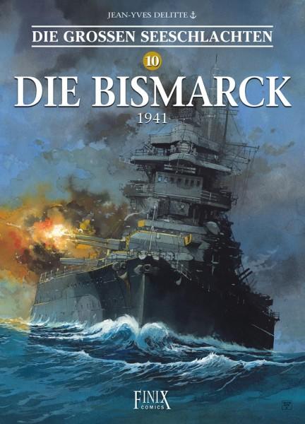 Die großen Seeschlachten 10 Die Bismarck