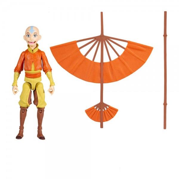 Avatar - Der Herr der Elemente Actionfigur Combo Pack Aang with Glider 13 cm