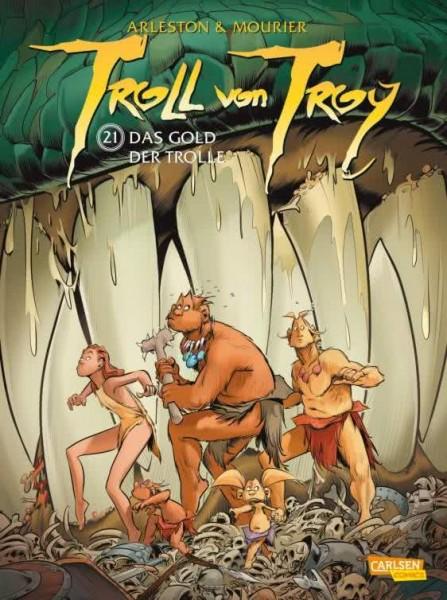 Troll von Troy 21: Das Gold der Trolle