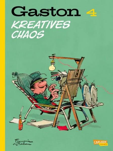 Gaston Neuedition 4: Kreatives Chaos