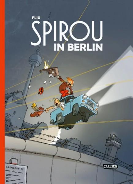 Spirou und Fantasio Spezial: Spirou in Berlin (Hardcover)