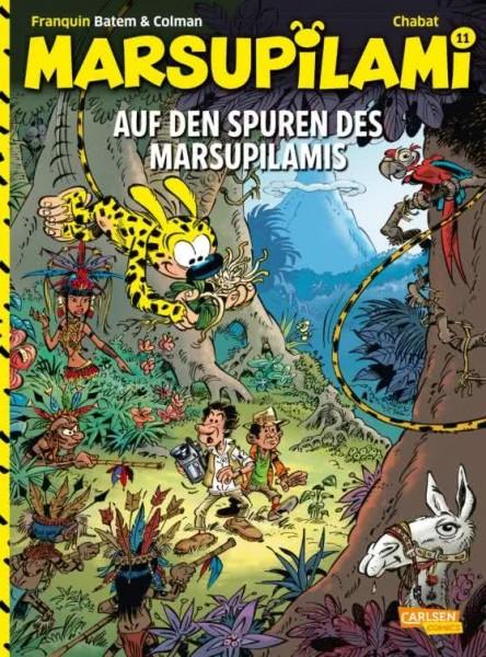 Marsupilami 11: Auf den Spuren des Marsupilamis - Der Comic zum Film