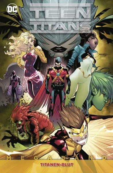 Teen Titans Megaband 2 - Titanen-Blut