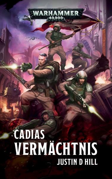 Cadias Vermächtnis (PB) (Deutsch)