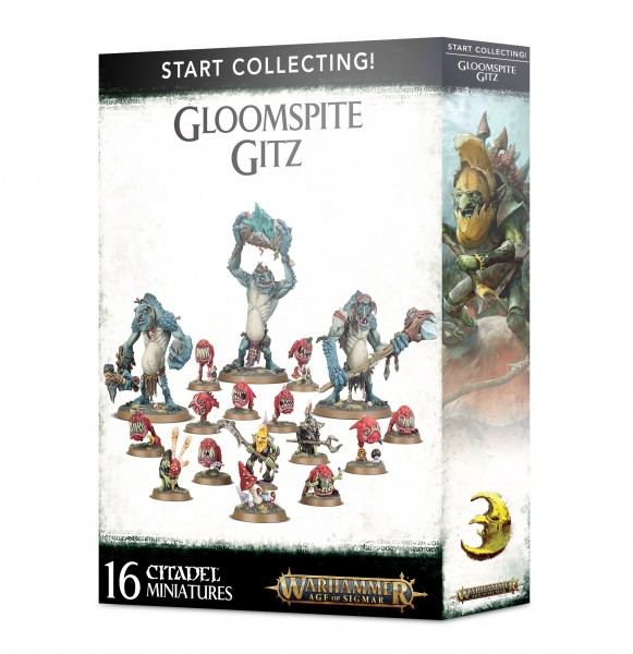 Start Collecting! - Gloomspite Gitz