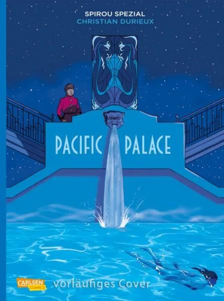 Spirou und Fantasio Spezial 32: Pacific Palace
