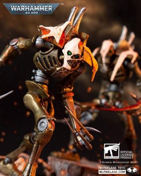 Warhammer 40k Actionfigur Necron Flayed