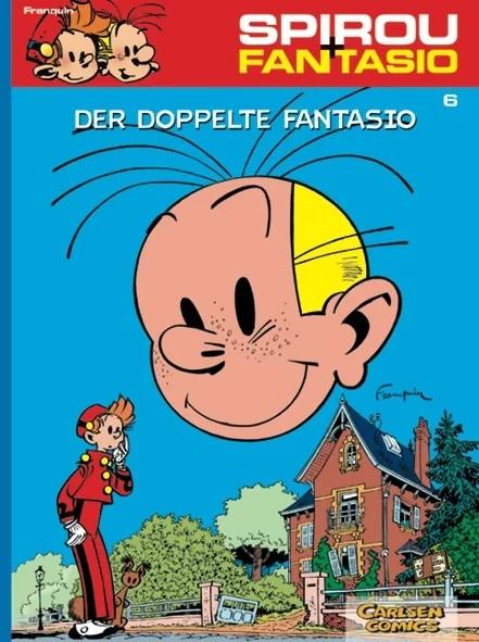 Spirou und Fantasio 6: Der doppelte Fantasio