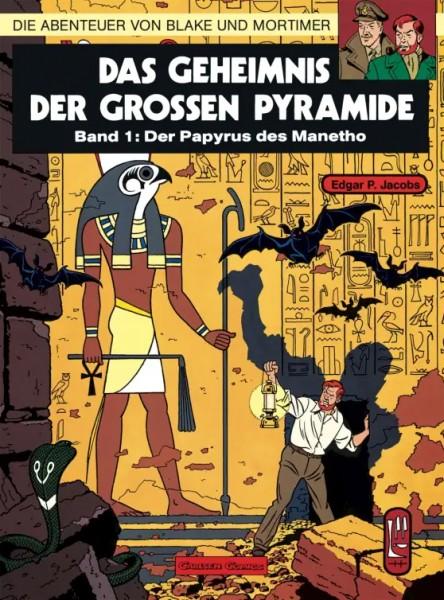 Blake und Mortimer 1: Das Geheimnis der großen Pyramide