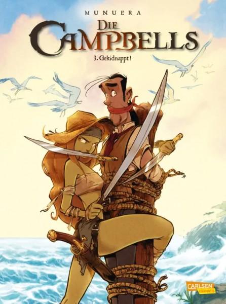 Die Campbells 3: Gekidnappt!